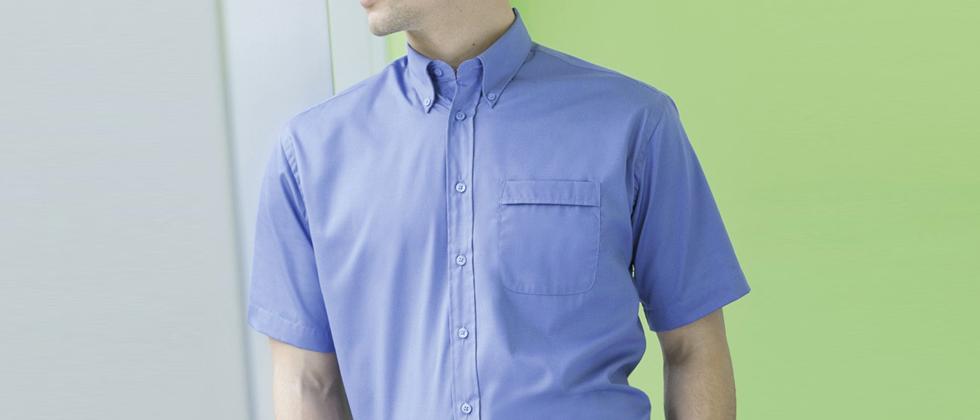 Blue Custom Shirt