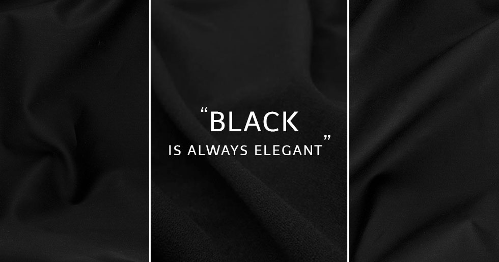 Custom Cotton Black Shirt