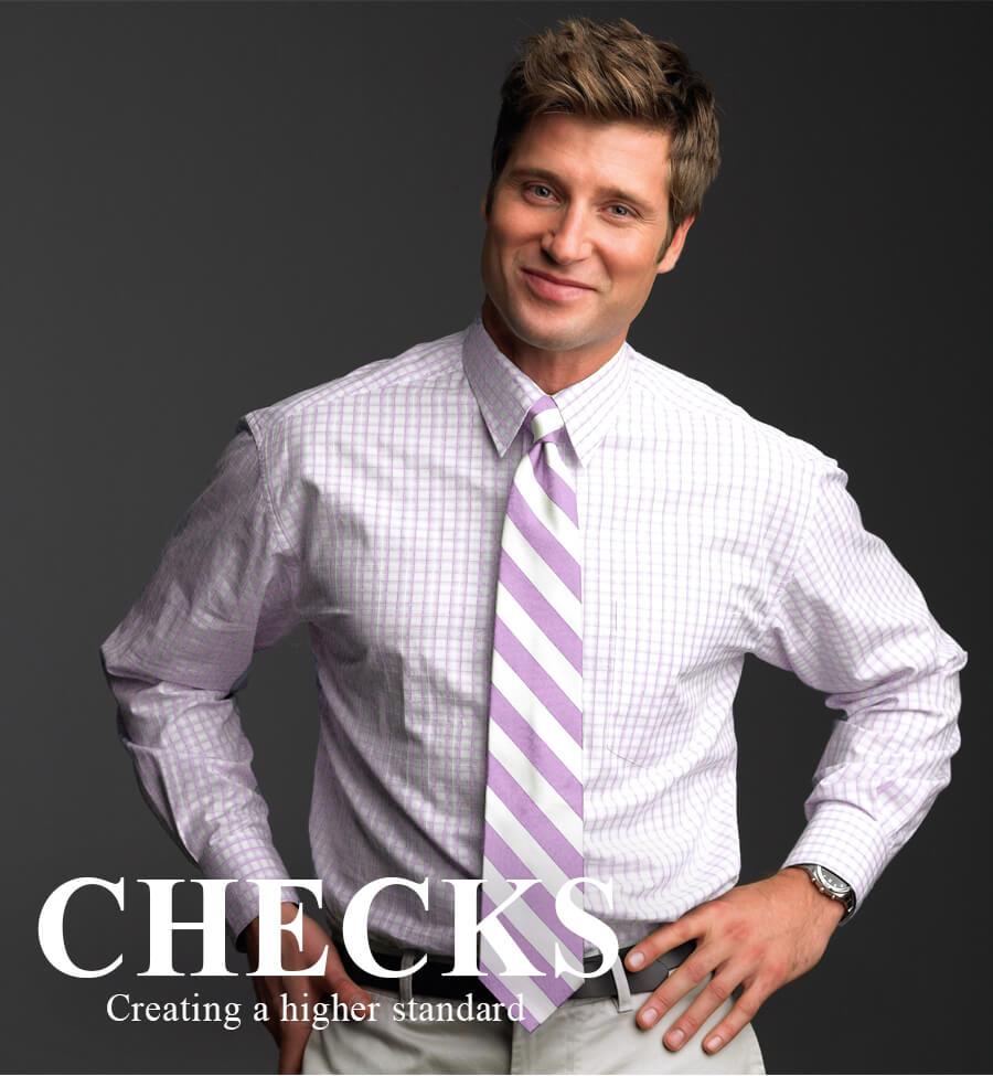 Tailor Made Checkered Shirt