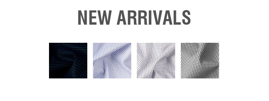 New Checkered Custom Shirts Collection
