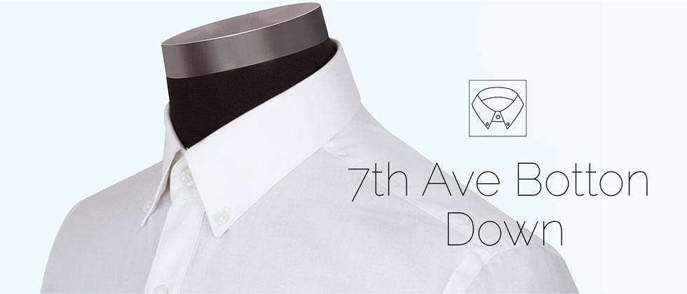 Buy 7th Ave Men's Collar Shirts