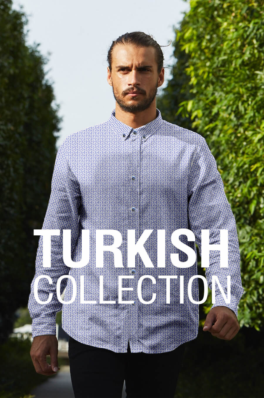 turkish collection mens shirts