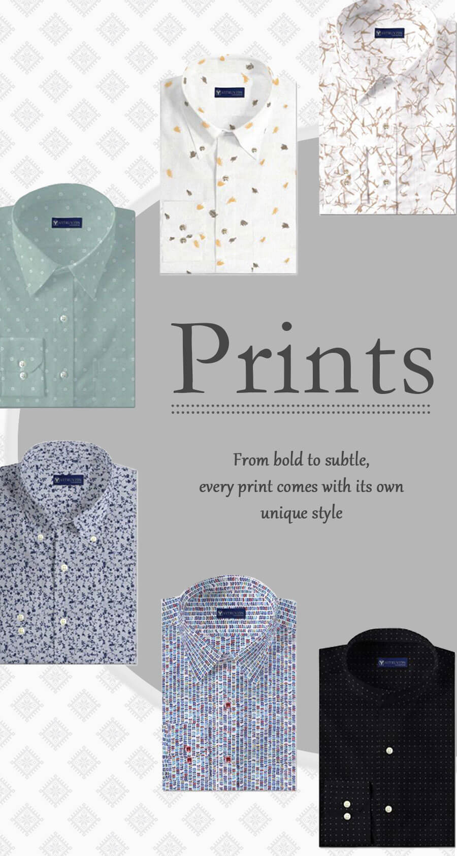 printed custom shirts