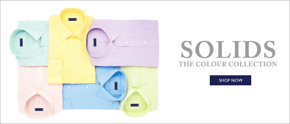 Solid The Colour collection