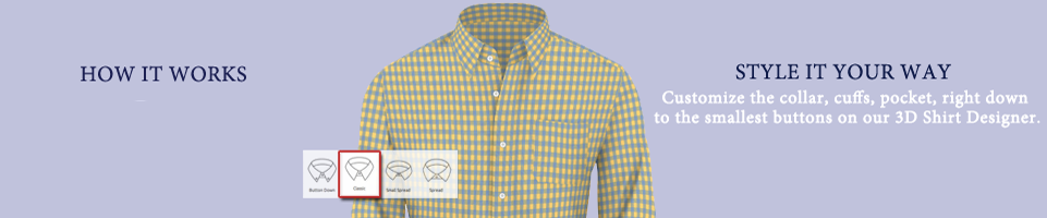 Customize Your Shirt For Men